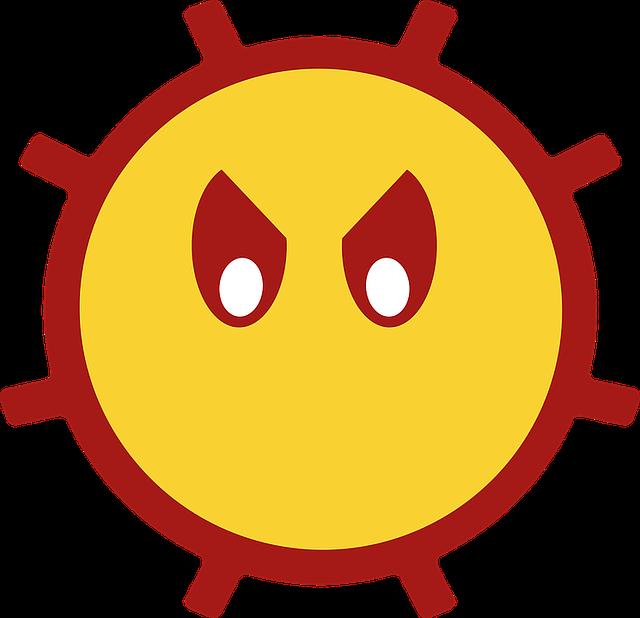 Heatwave sun